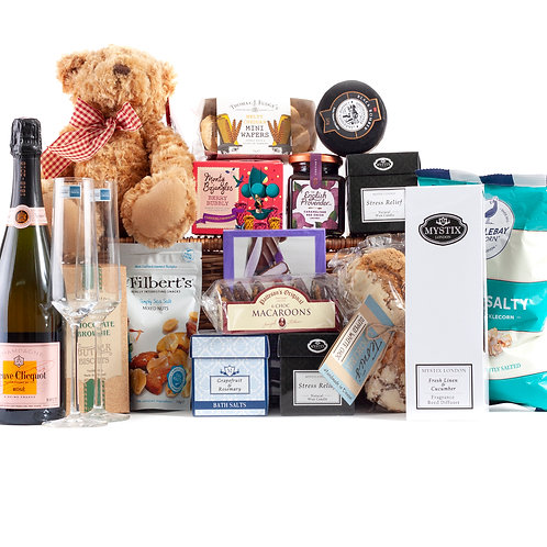 Just Because It's Mother's Day Hamper Deluxe