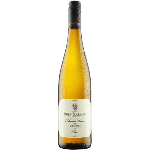 Losen-Bockstanz Riesling on Slate Qba Wittlicher Lay 2016