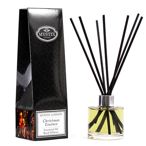 Christmas Essence - Essential Oil Blend Reed Diffuser | Mystix London
