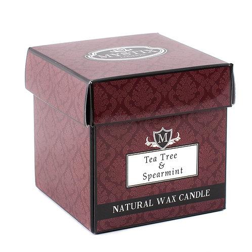 Tea Tree & Spearmint Candle | Mystix Candles