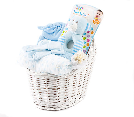 Wickers Just For Baby Hamper - BOY