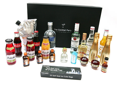 The Cocktail Party in a box - Refill