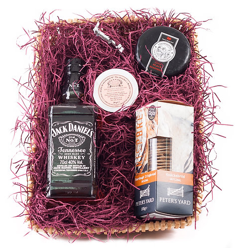 Jack Daniels Whiskey Hamper
