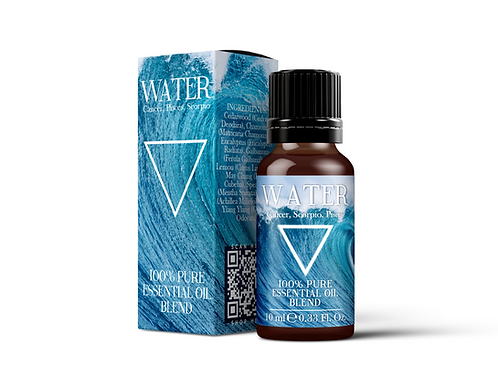 The Water Element  - Essential Oil Blends | Mystix London