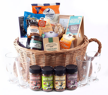 Morning Coffee Hamper Deluxe - Ultimate Collection