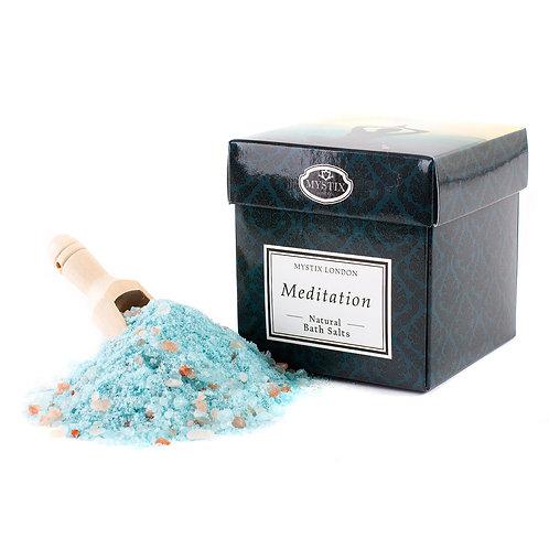 Meditation Bath Salt | Mystix Bath Salts