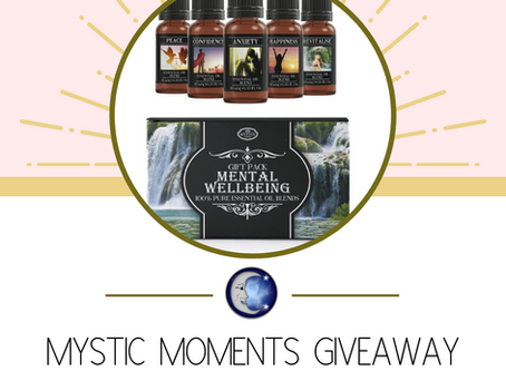 Giveaway - Mental Wellbeing Gift Pack