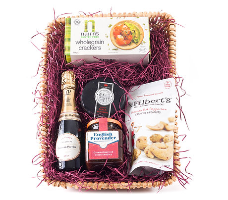 Evening Fiz Hamper - Laurent Perrier
