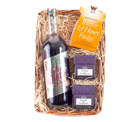 Winter Wonders Hamper Mini Non Alcoholic