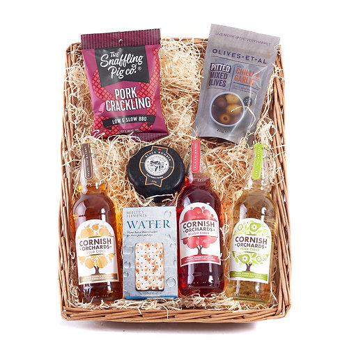 Cornish Orchard Cider Hamper