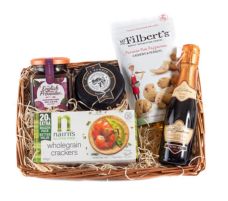 Evening Fizz Hamper - Prosecco