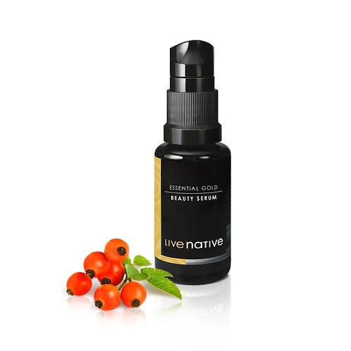 essential gold beauty serum