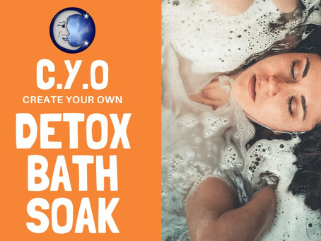 Create Your Own - Detox Bath Soak