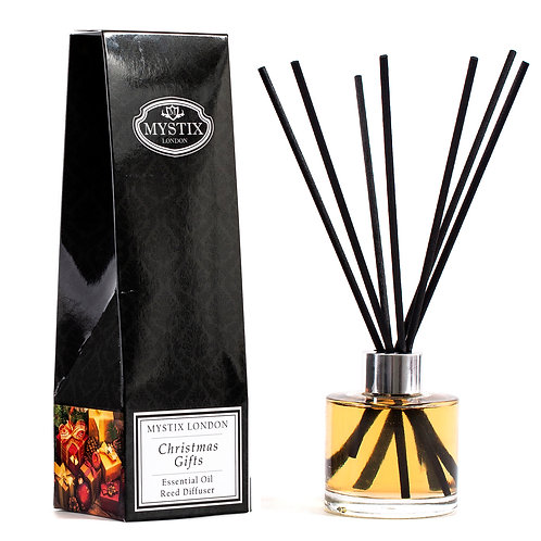 Christmas Gifts - Essential Oil Blend Reed Diffuser | Mystix London