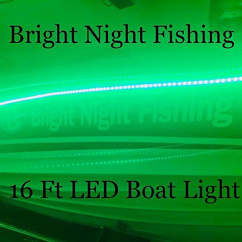 16ft Green LED strip
