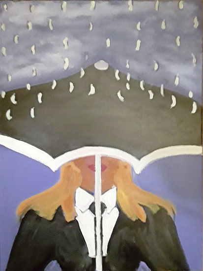 I Want Purple Rain by Angela Taylor