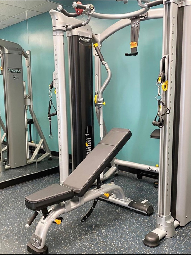 Hoist Strength Training