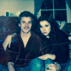 Scot and Mary, early 80's