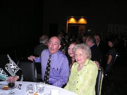 photobombing John and Betty