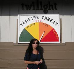 Vampire Threat very high