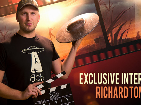INTERVIEW: Richard Tomson / Classic UFO-crash to be filmed in Sweden