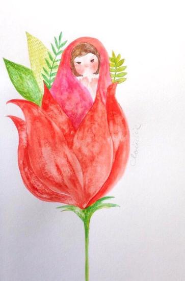 Materials:  watercolour Year: 2014