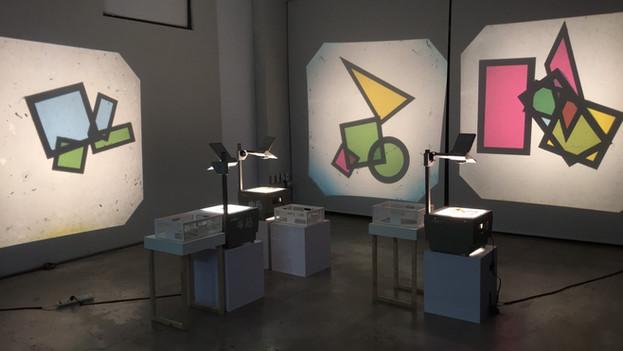 The Mzone Light Lab 2019|Kaohsiung, Taiwan