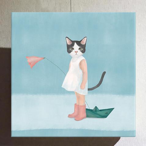 Quotidian - Cat