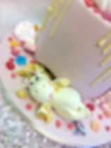 babyshower cake - cheltenham
