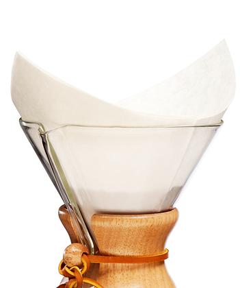 Chemex 6-8 Cup Kare Filtre