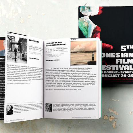 INDONESIAN FILM FESTIVAL CAMPAIGN