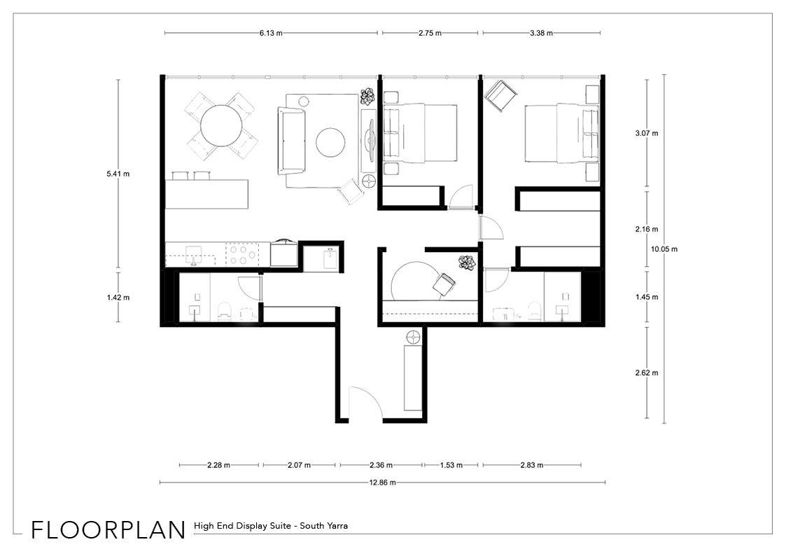 Furniture Floorplan