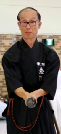 Jerry Jee - Iaido