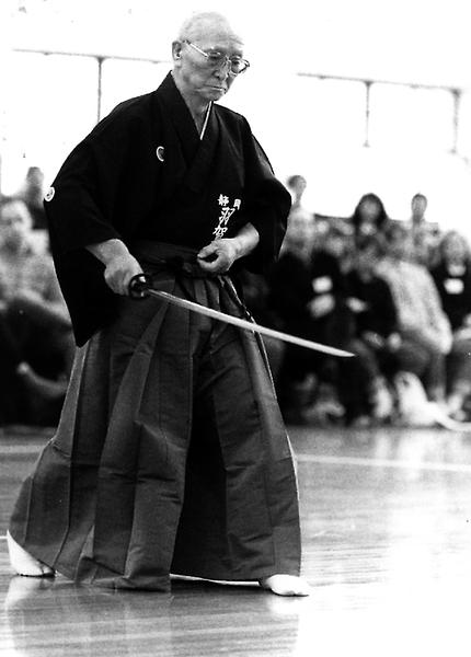 Tadatoshi Haga Sensei