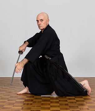 Peter Woolmer - Iaido
