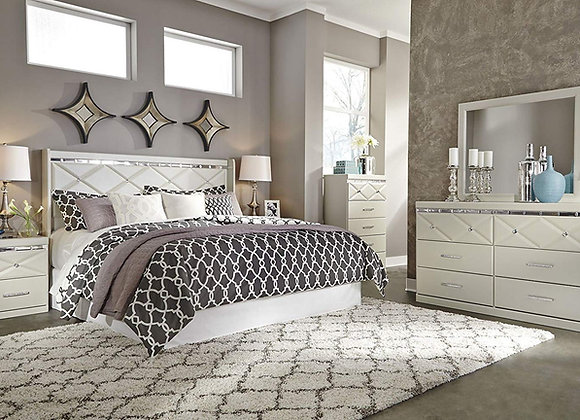 Dreamur 5 Piece Bedroom Set