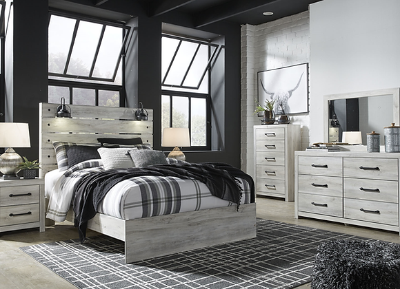 Cambeck 6 Piece Bedroom Set