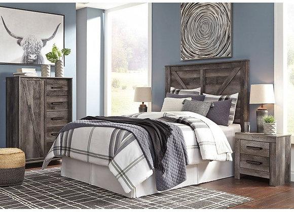 Wynnlow 4 Piece Bedroom Set
