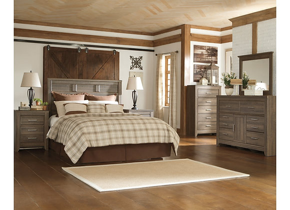 Juararo 5 Piece Bedroom Set