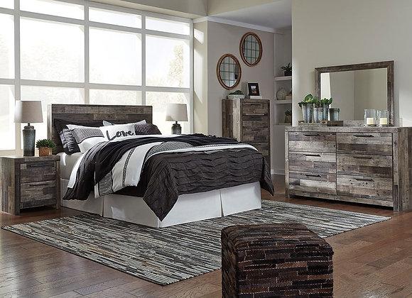 Derekson 5 Piece Bedroom Set