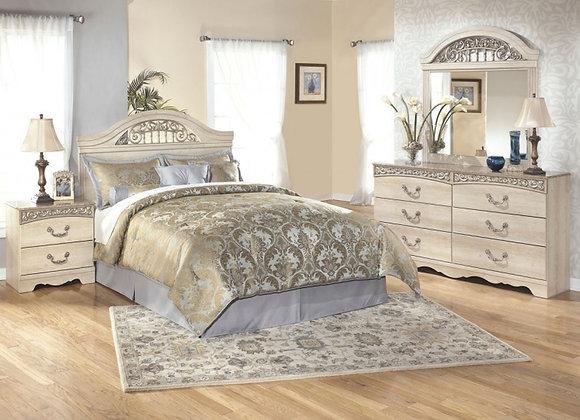 Catalina 5 Piece Bedroom Set