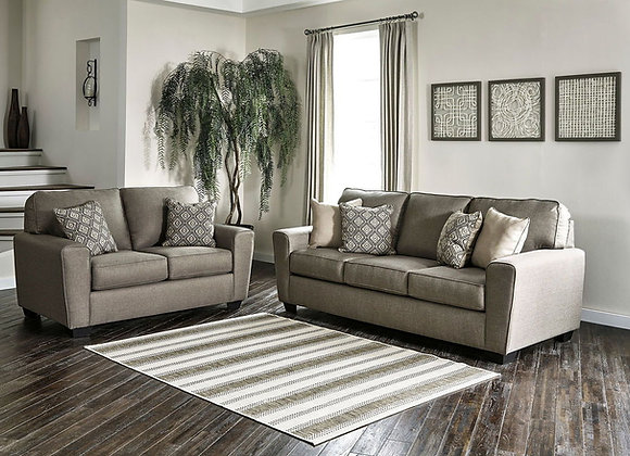 Calicho Cashmere Sofa and Loveseat