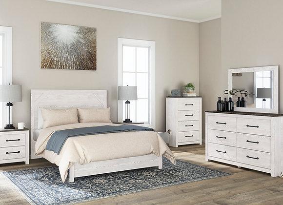 Gerridan 6 Piece Bedroom Set