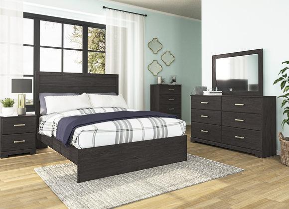 Bellachime 6 Piece Bedroom Set
