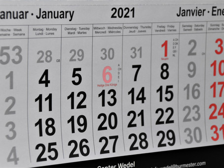 Things to look forward to 2021