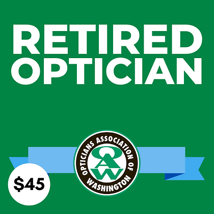 Retired Optician