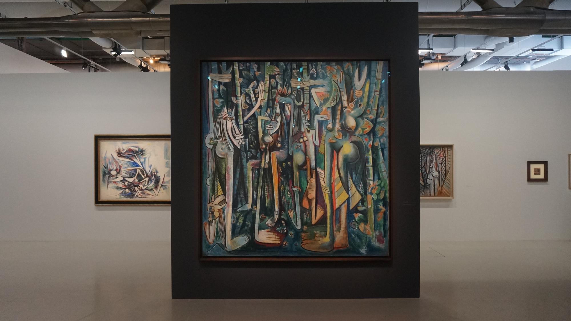 Exhibition Centre Pompidou, Paris