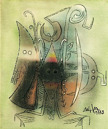 Composition, 1973