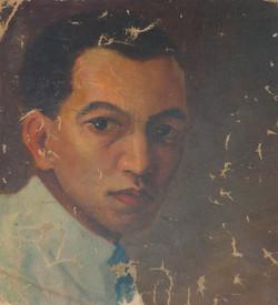 Autoportrait, 1923