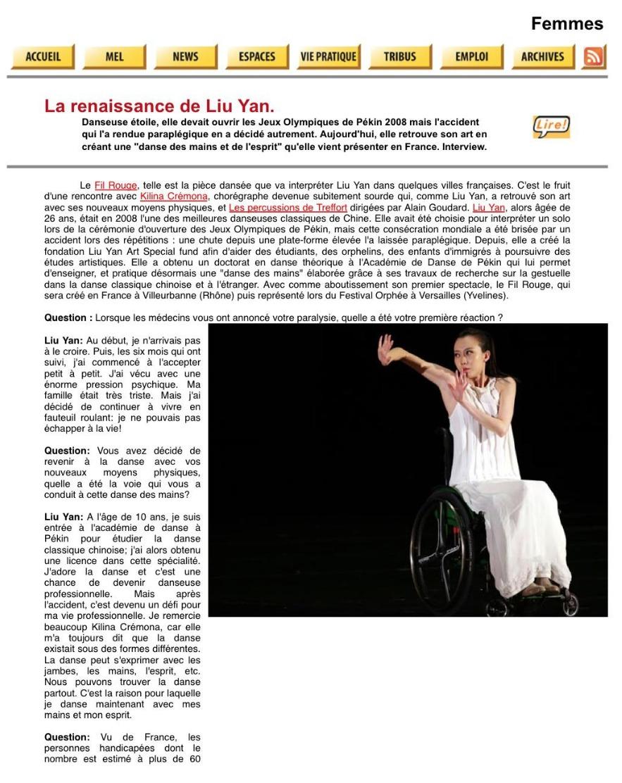 Yanous! , septembre 2014 (1)